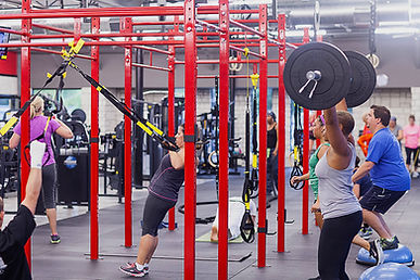 V12 Sports and Fitness offers power hour and high intensity training