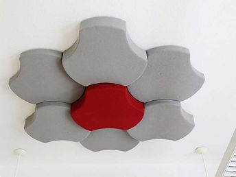 Acoustic panel for office