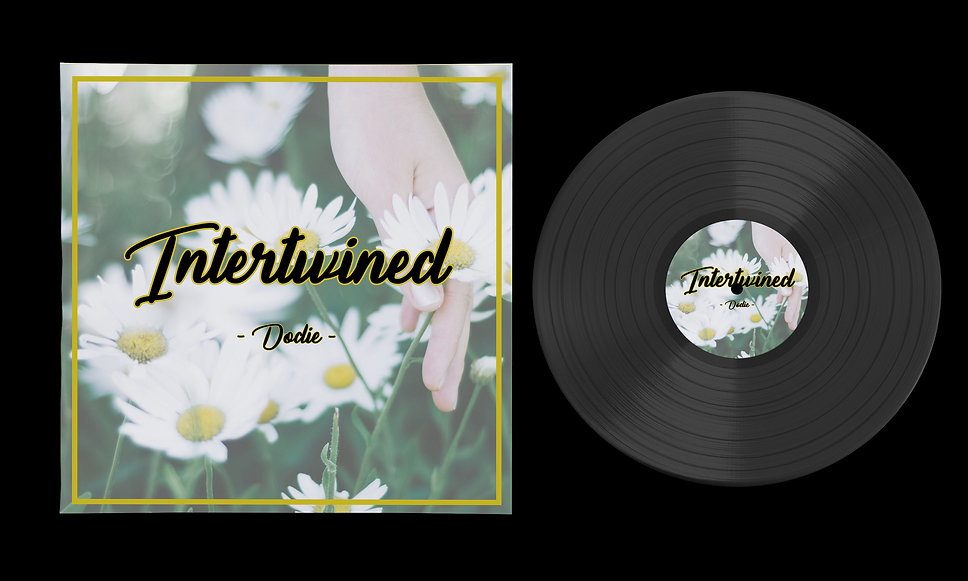 Dodie Intertwined Album Cover Mock-Up.jp