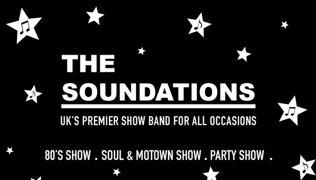 The Soundations Business Card Black and