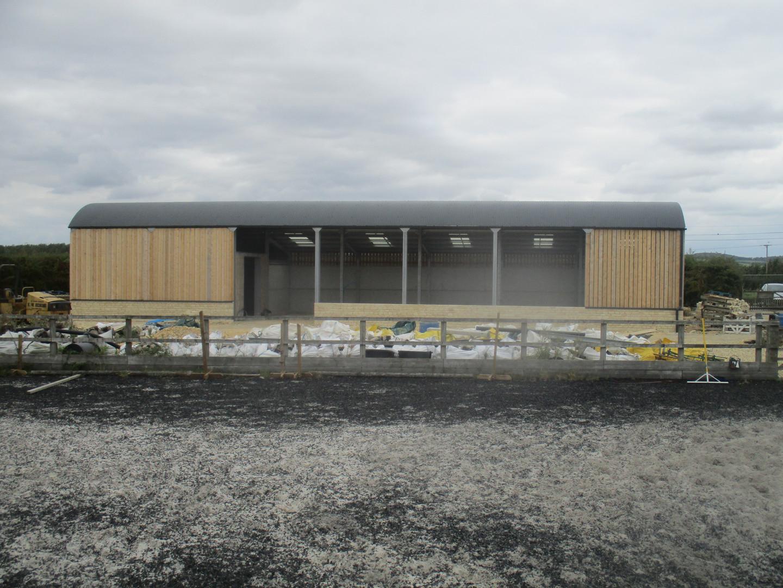 Project: American Barn
