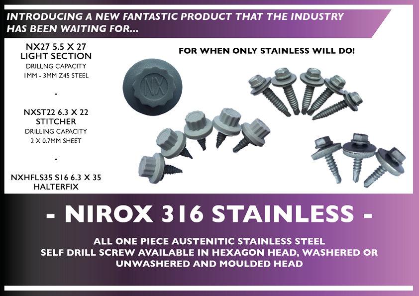 Nova Construction Products Limited Nirox