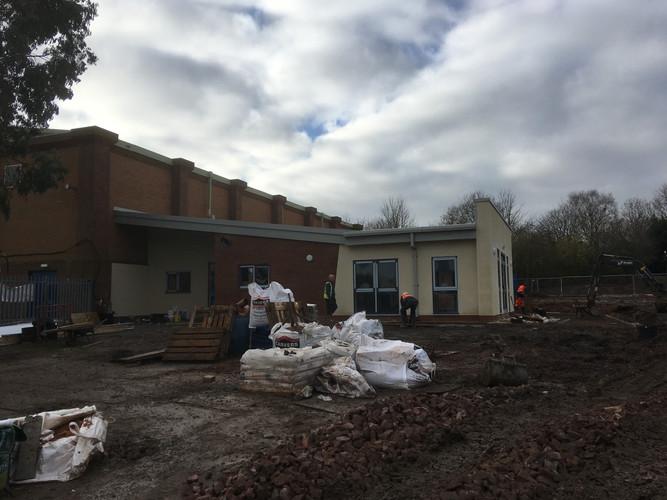 Project: Bishop Walsh Catholic School