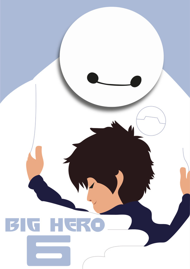 Becky Clee 'Big Hero 6' Re-imagined Film