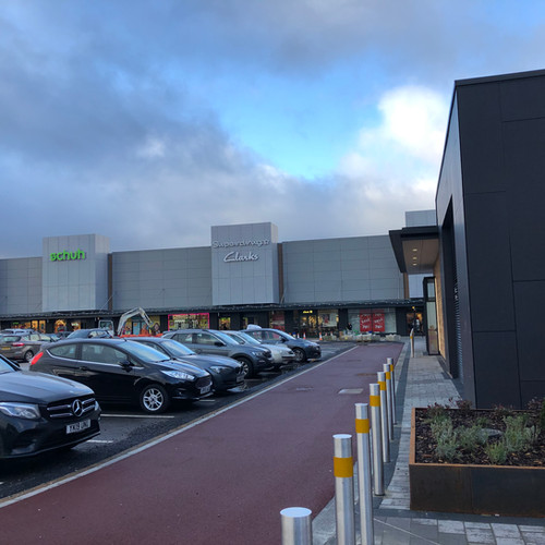 Project: Monks Cross Retail Park, York