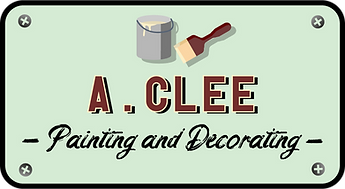A.Clee Painting and Decorating logo.png