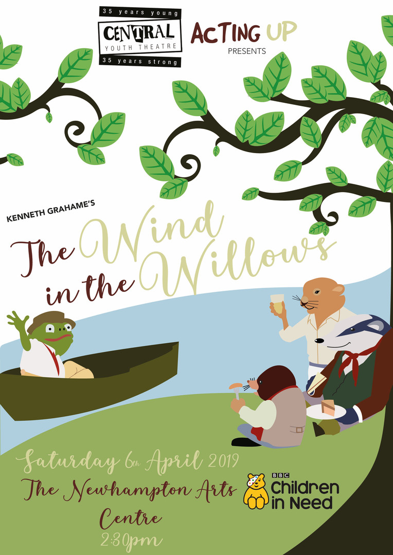 The Wind in the Willows Programme Front