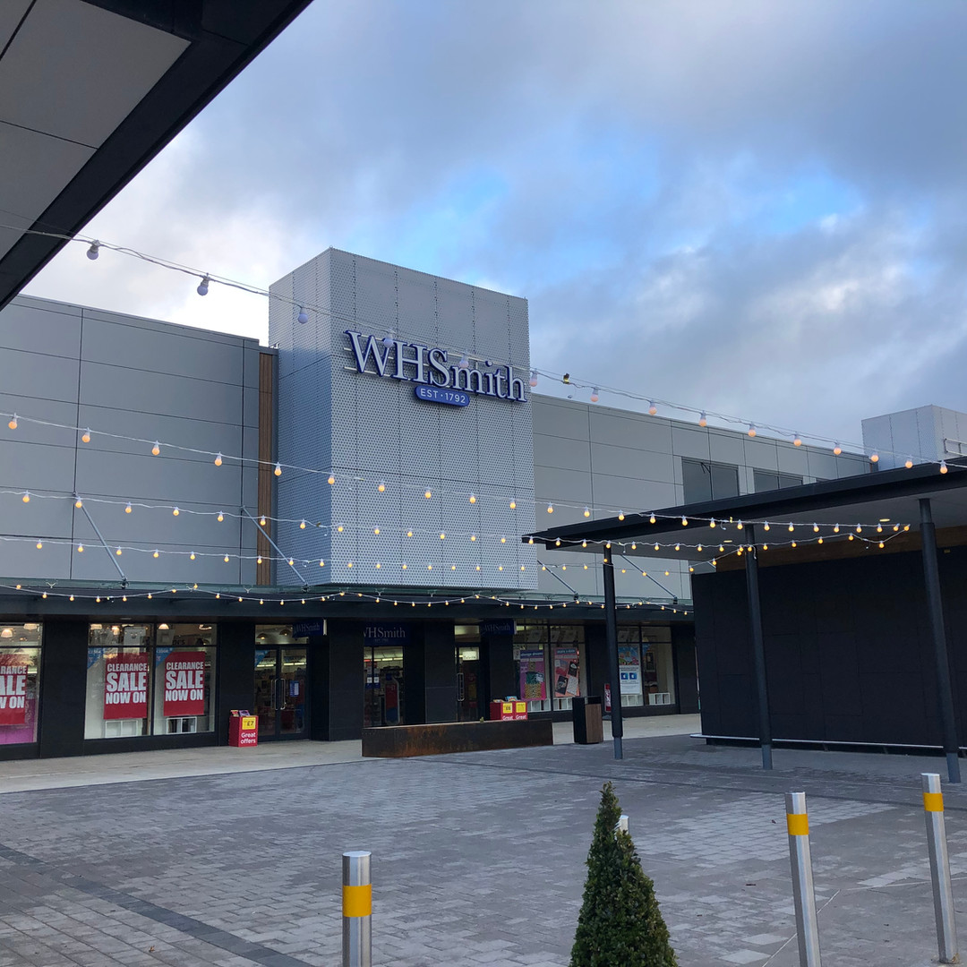 Project: Monks Cross Retail Park, York