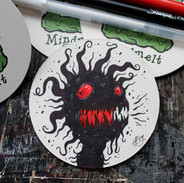 coasters doodle