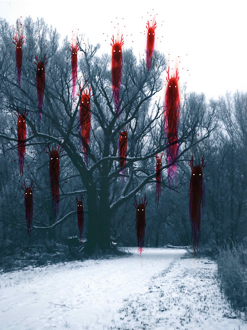 Tree of the Scarlet Spectres