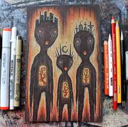 sentries of the subconscious