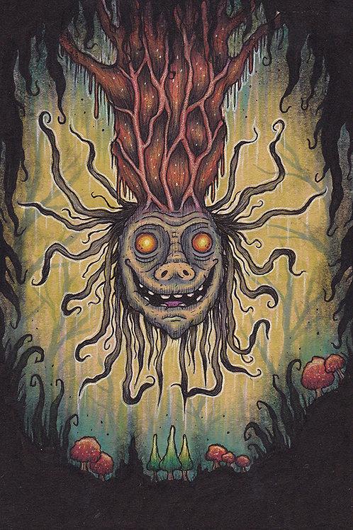 The Bruxa Abomination