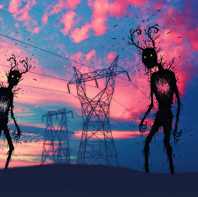 the guardians at dusk