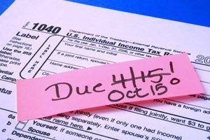 Tax Deadline Before the Holidays