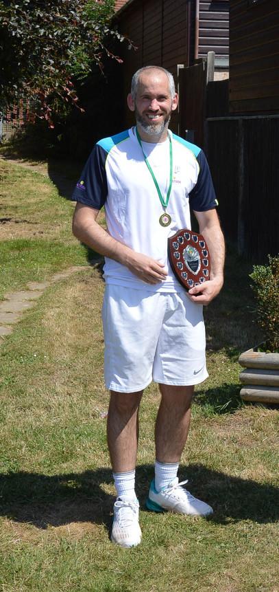 Men's Singles Winner