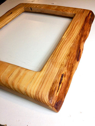 Live edge Picture Frame