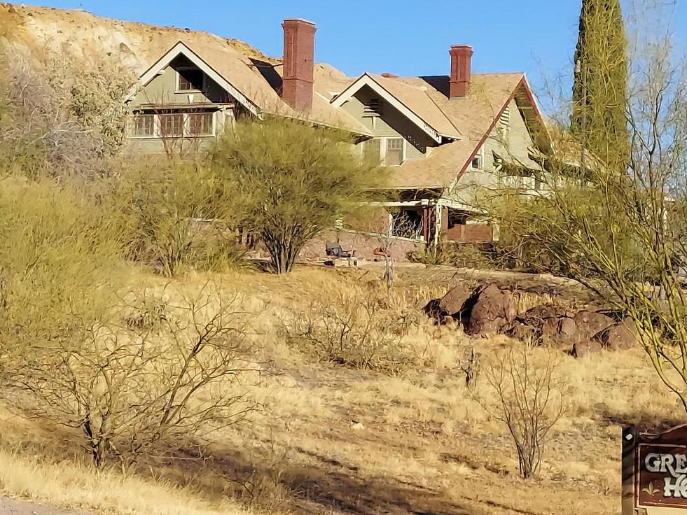 John C. Greenway House