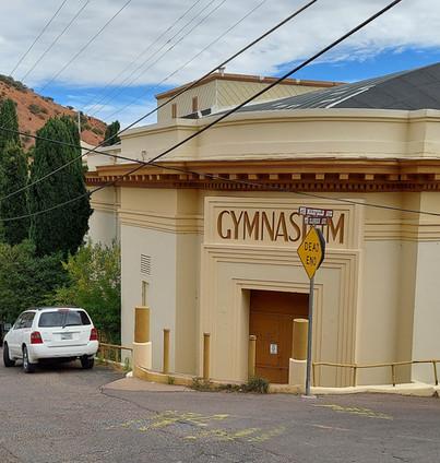 Old Bisbee High School Gym