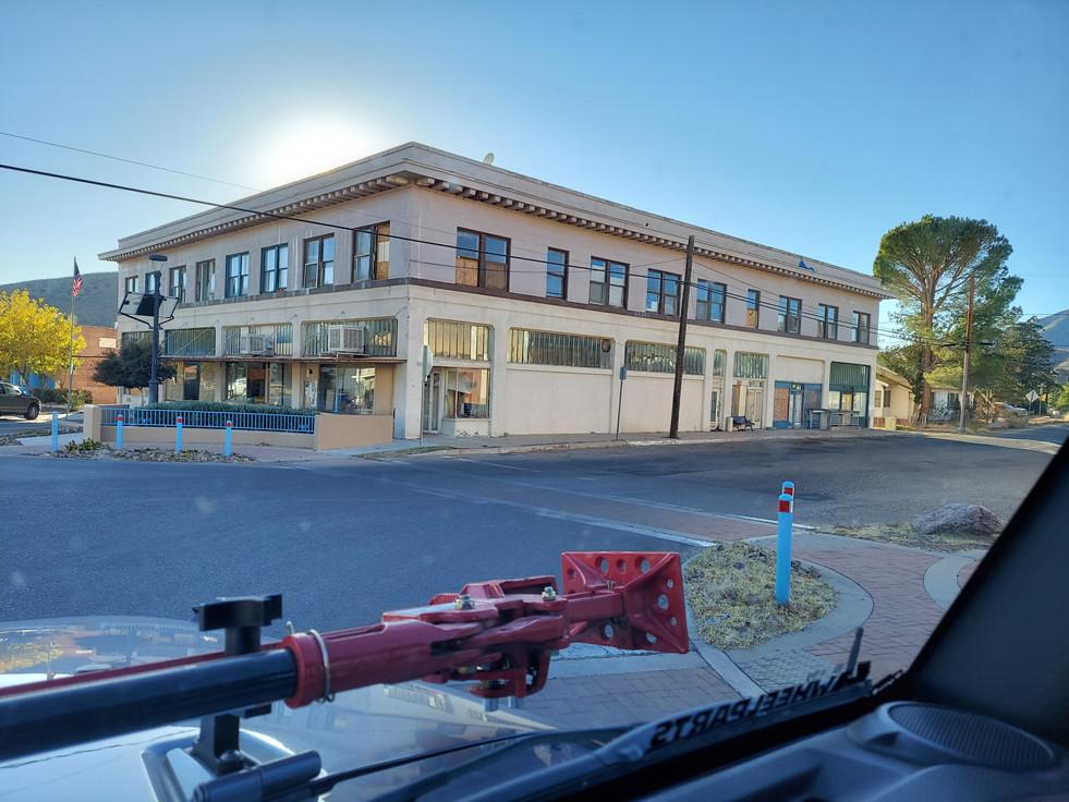 Rexall Drug Store and Warren Hotel