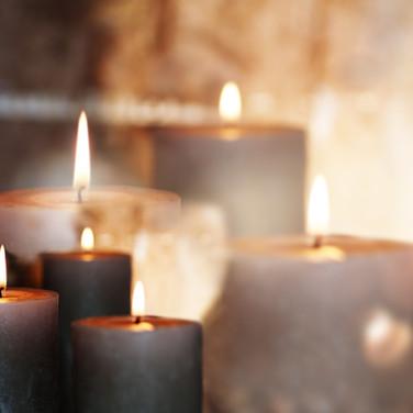candles, decor & furniture