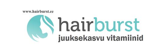 Hairburst paneb Su juuksed kiiremini kasvama. Pikad ja säravad juuksed.