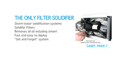 Filter Solidifier