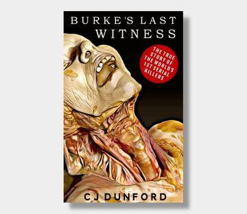 BURKE'S LAST WITNESS by Caroline Dunford