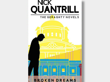 Resurrected Review - Broken Dreams by Nick Quantrill