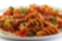 ספגטי בפיצה ניניו אילת