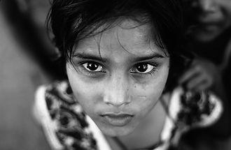 Inde, rues intimes. Photos de Luc Maréchaux. Photographies d'Inde Delhi, Calcutta, Mumbai. Misère