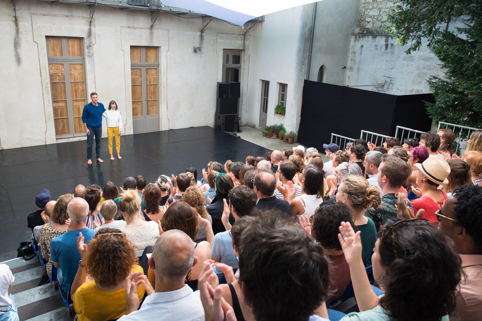 Théâtre Louis Aragon - Avignon