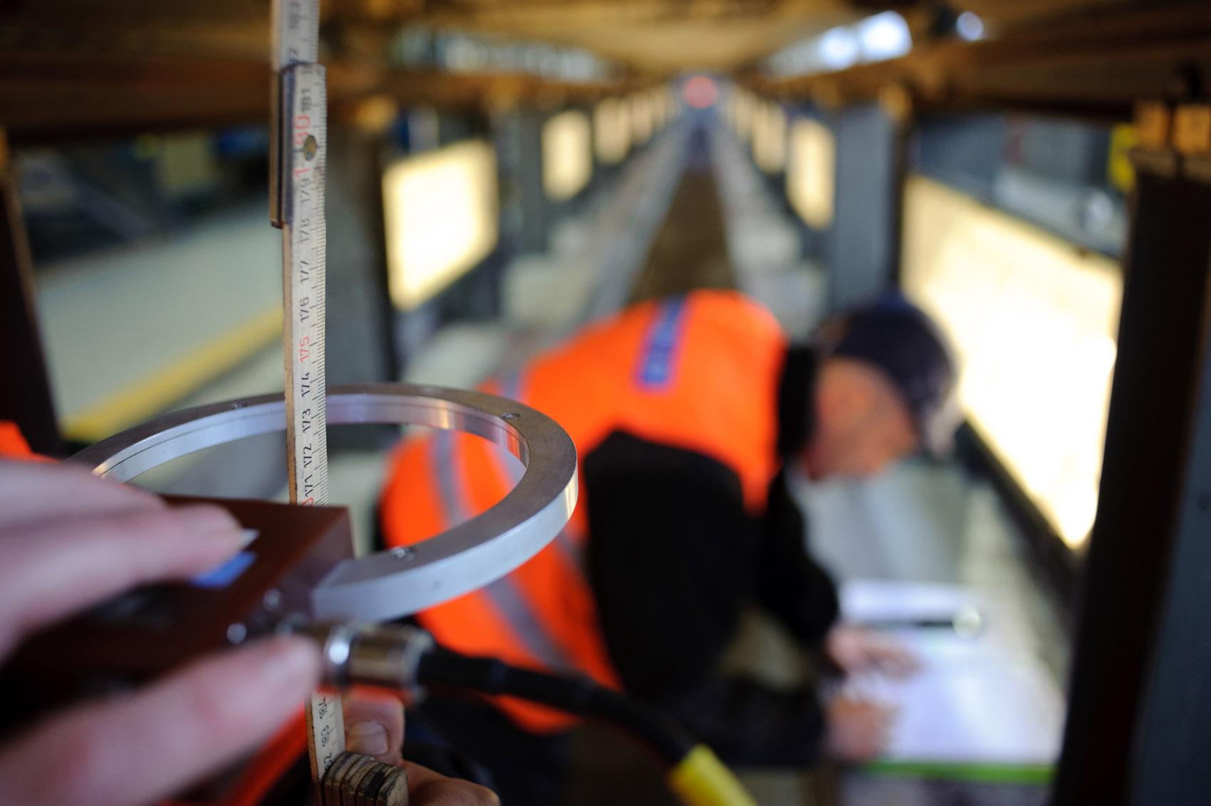 Eurailtest - RATP