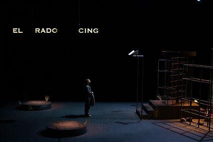 Photo de lapièce de théâtre ELDORADO DANCING de Cécile Arthus