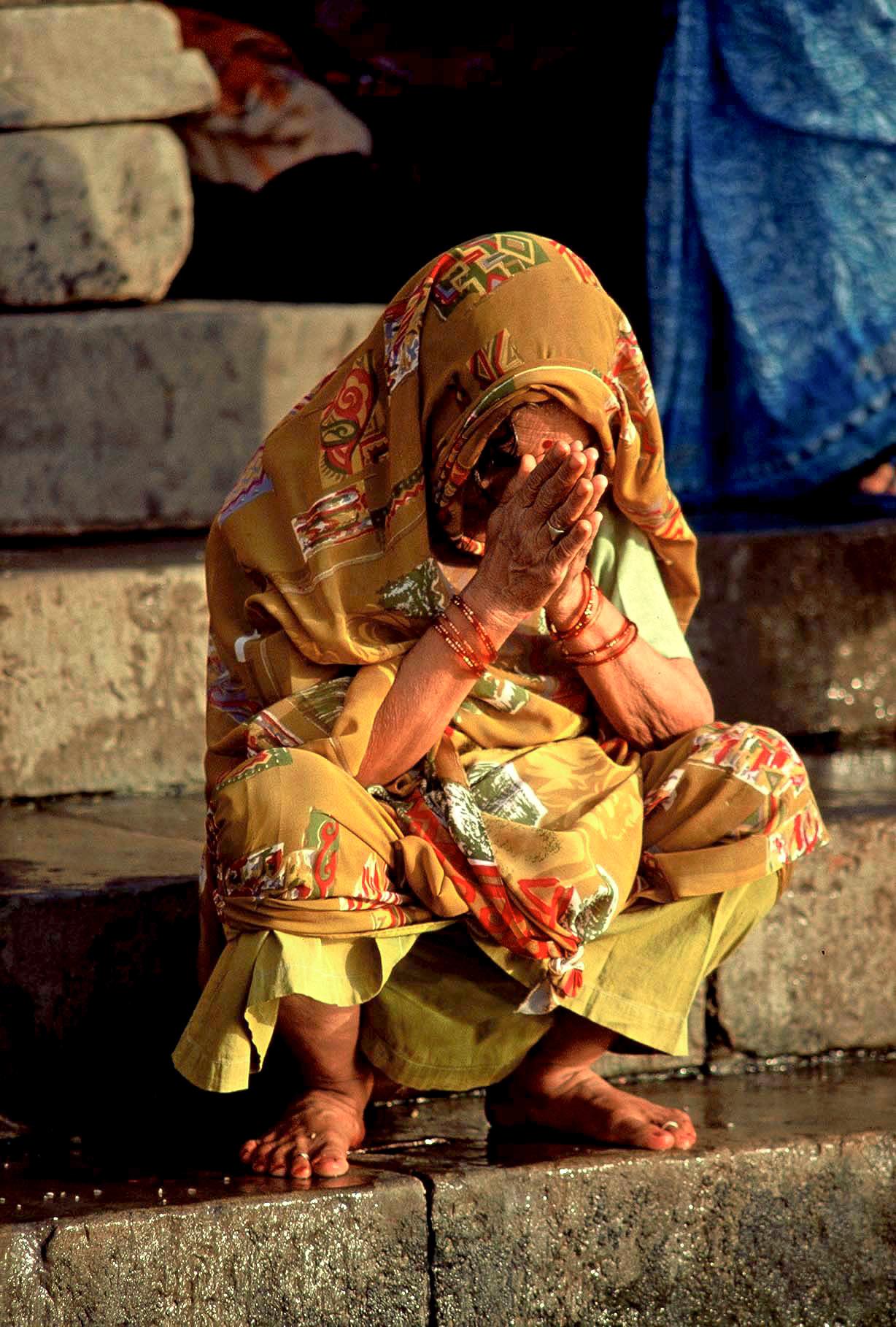 Gange, le sacré au quotidienv