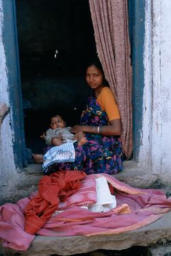 Luc Maréchaux - Inde, rues intimes