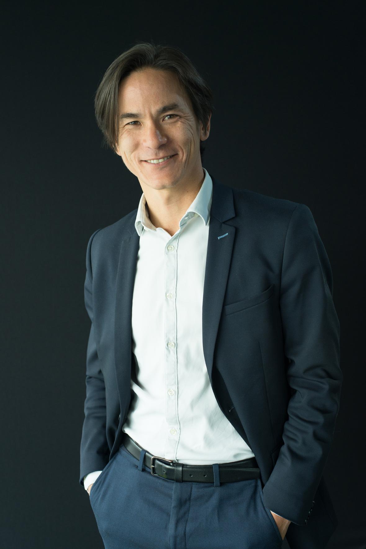 Benoît Chang, Directeur Général de l