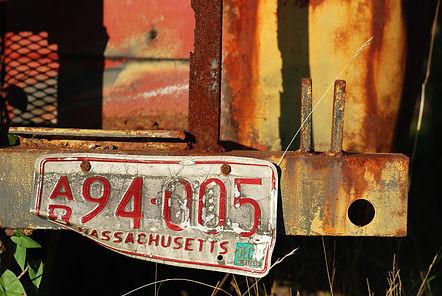 Photo de vieilles voitures américaines. Photos de Luc Maréchaux