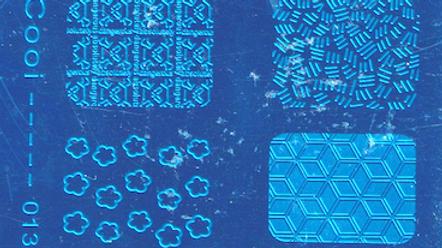 Stamping Plate - Metal13