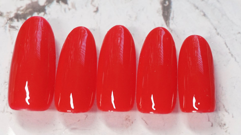 Press on Nail One Colour