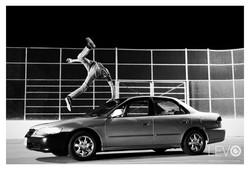 Human Playground Auto-Fiction Dusk Dance