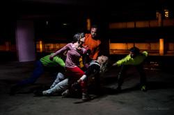 Human Playground - Milan Gervais - Insca