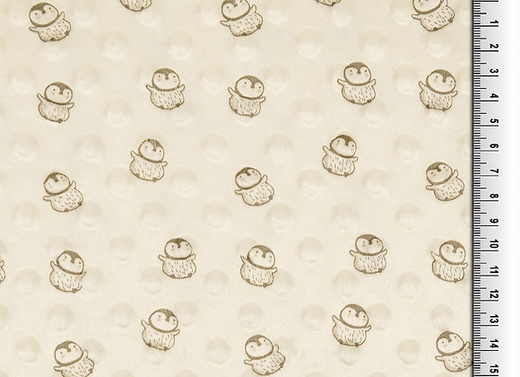 Bubble Fleece Pinguin 0,2m