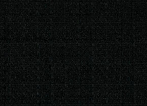 Chenille schwarz 0,2m