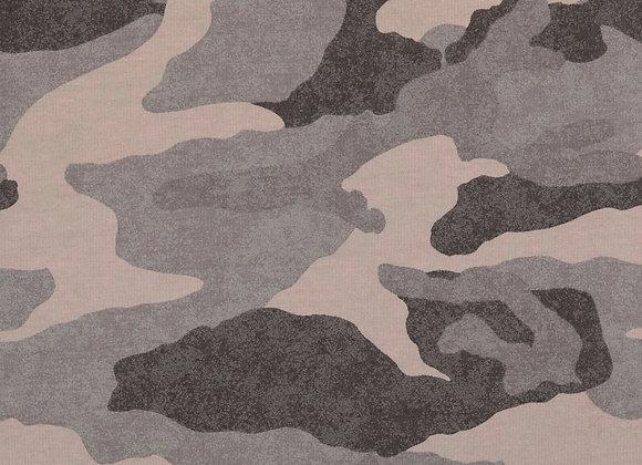 Sweat Camouflage grau 0,2m