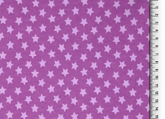 Sweatstoff Sterne 0,2m