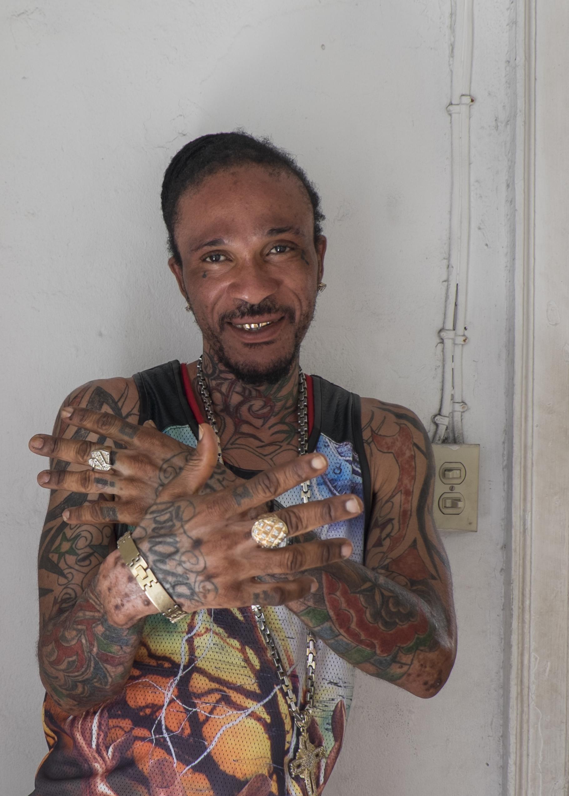 Antiguan Rapper