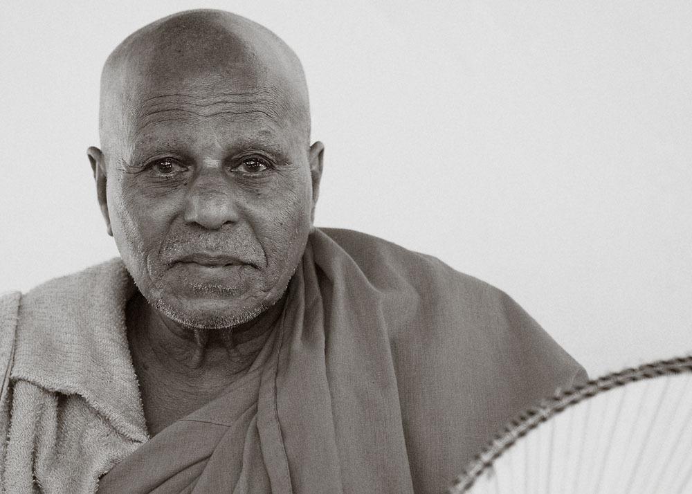 Monk - Sigiriya
