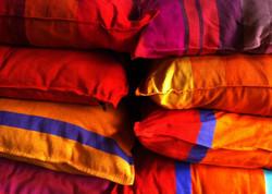 Sansoni fabrics from Barefoot