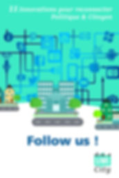 LiveCity - Follow us
