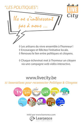 LiveCity - Nobel Citoyen